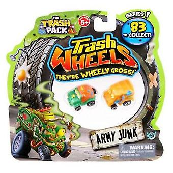 Giochi Preziosi Trash Wheels Blister 2 Vehicles (Spielzeuge , Action-Figuren , Fahrezuge)