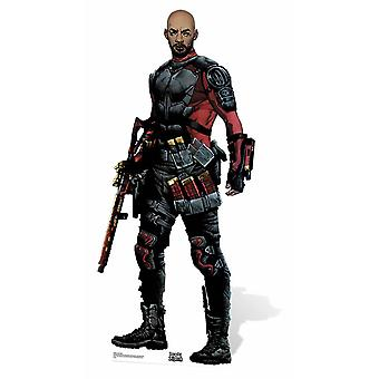 Deadshot Suicide Squad Comic Art Cardboard Cutout / Standee / Stand Up