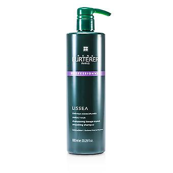 Rene Furterer Lissea glätten Shampoo – für widerspenstiges Haar (Salon Produkt) 600ml / 20,29 oz