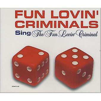 Fun Lovin' Criminals - Fun Lovin' Criminal / Grave (Remixes) USA import