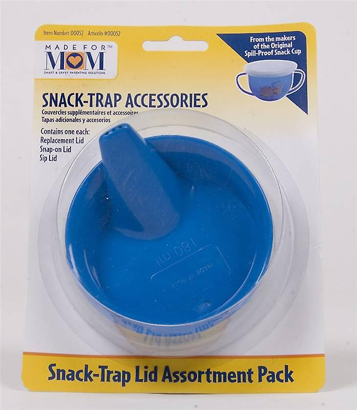 Snack-Trap Accessory Lid Assortment Pack