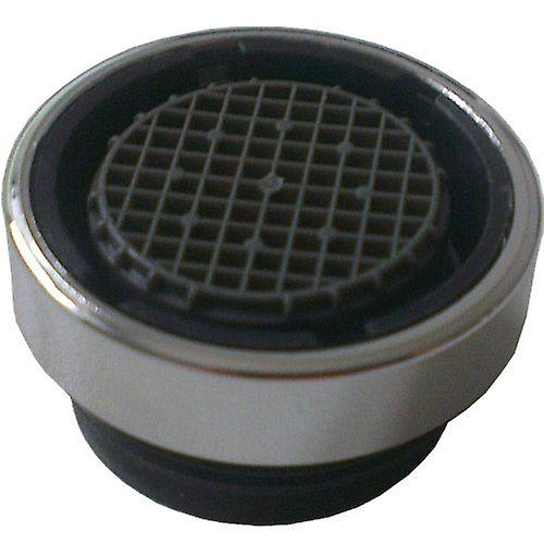 Anti Vandal Chromed Bathroom Kitchen Faucet Tap Aerator 24mm Male + Opening Tool