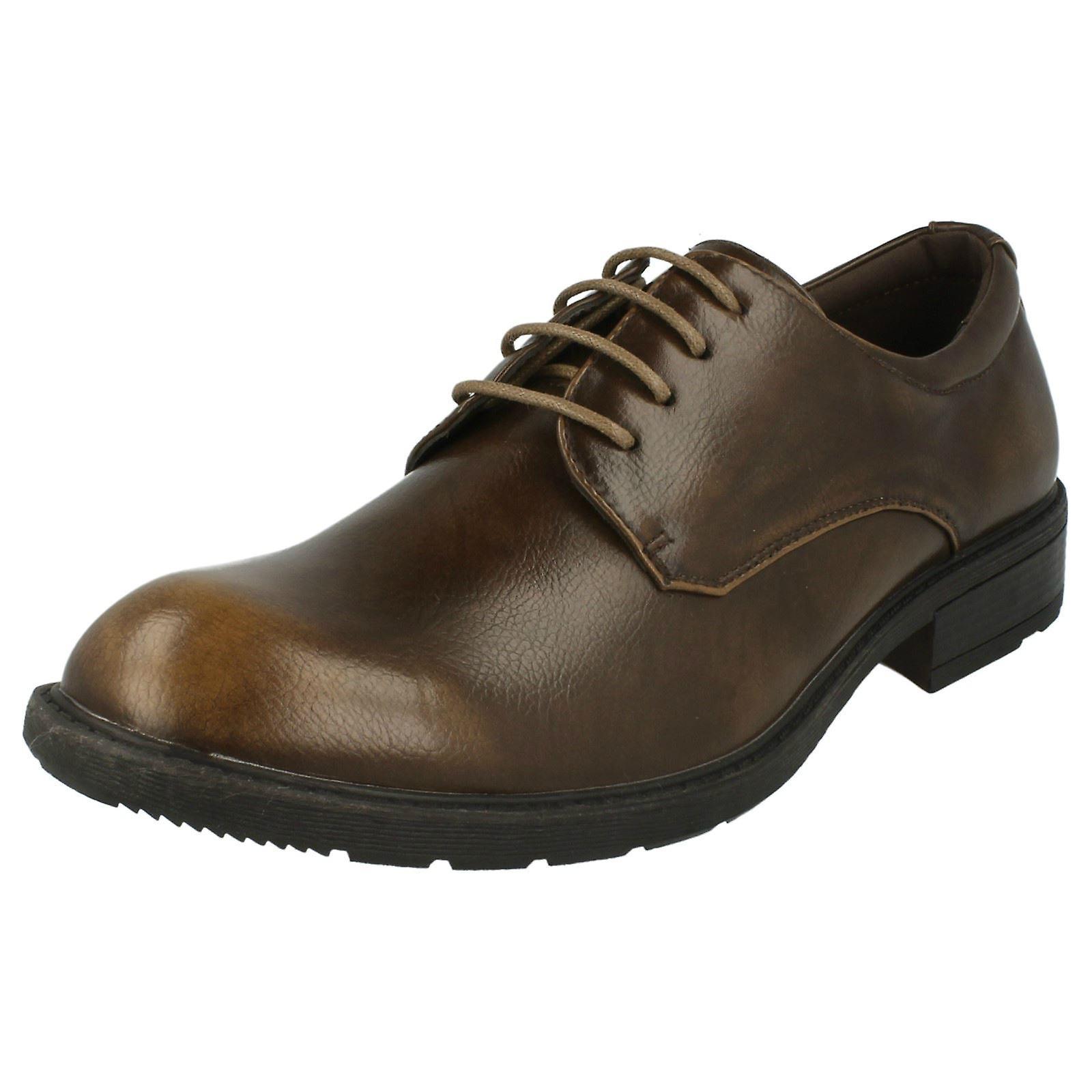 Maverick niedriger Schnürschuh Schuh - Leder