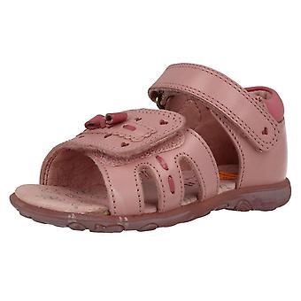 Flickor Startrite kardborrestängning sandaler Isabella