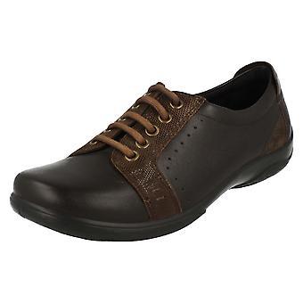 Ladies Padders Dual Fit Lace Up Shoes Sonnet