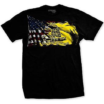 Ranger op Gadsden Transformation T-Shirt-Black