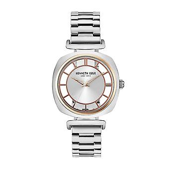Kenneth Cole New York women's watch wristwatch stainless steel KC15108002
