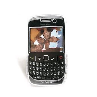 OEM Verizon Snap-on-Case für BlackBerry Curve 8530 (Clear) (Bulk-Verpackung)