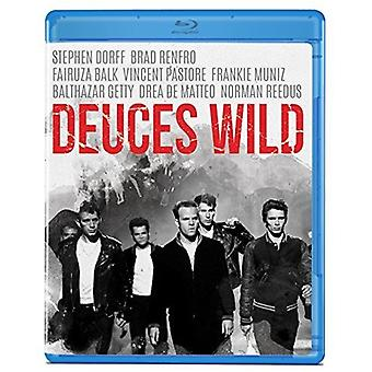 Import USA Deuces Wild [Blu-ray]