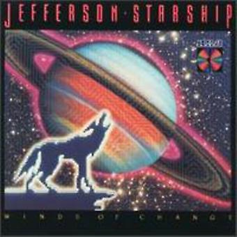 Jefferson Starship - Winds of Change [CD] USA import