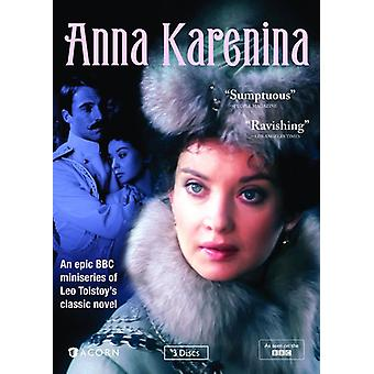 Anna Karenina [DVD] USA import