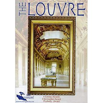 Louvre [DVD] USA importerer
