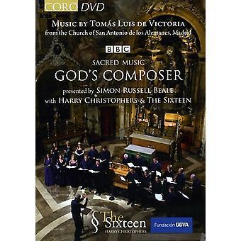 Seksten / Christophers: Di - kirkemusik: Guds komponist [DVD] USA import