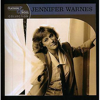 Jennifer Warnes - Platinum & guld samling [CD] USA import