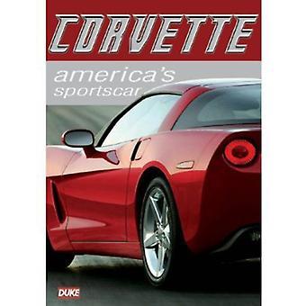 Corvette-Americas sportsvogn [DVD] USA importerer