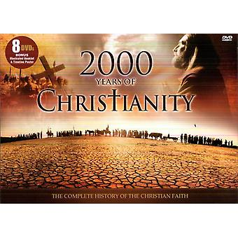 2000 års kristendom [DVD] USA import