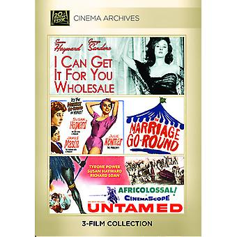 I Can Get It for You Wholesale / Marriage-Go-Round [DVD] USA import