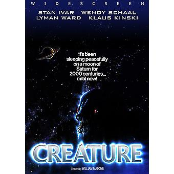 Creature (1985) [DVD] USA import