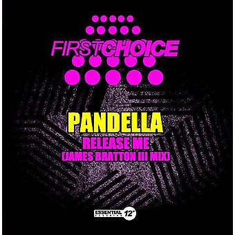 Pandella - Release Me (James Bratton III Mix) [CD] USA import