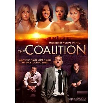 Coalitie [DVD] USA import