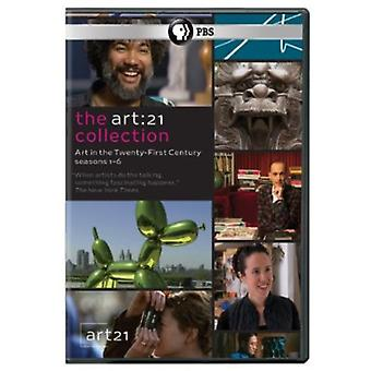Art 21: Arte no século XXI: importação EUA temporada 1 - [DVD]