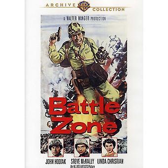 Zone de combat (1952) importer des USA [DVD]