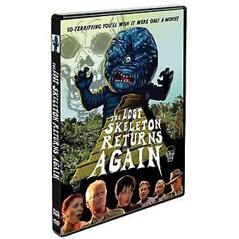 Verloren skelet rendement opnieuw [DVD] USA import