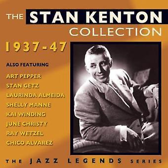 Stan Kenton - Stan Kentoncollection 1937-47 [CD] USA import