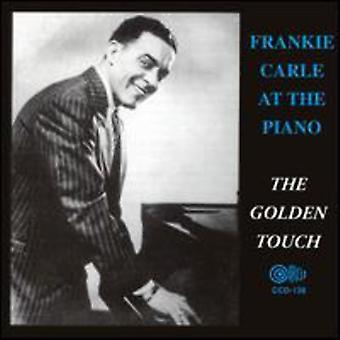 Frankie Carle - på klaver-at gyldne Touch [CD] USA import