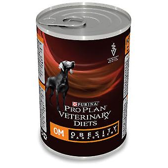 Pro Plan Veterinary Diets OM Obesity Management Mousse 400 G. Dog