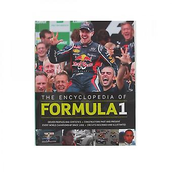 Parragon The Encyclopedia Of Formula 1 Hardcover