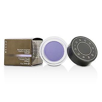 Becca Backlight Targeted Colour Corrector - # Violet - 4.5g/0.16oz