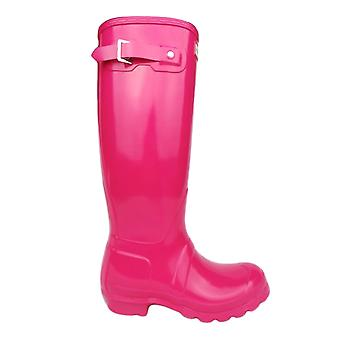 Hunter Footwear - Ladies Original Tall Gloss