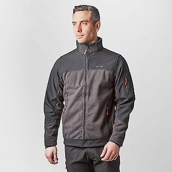 Peter Storm Men's Windproof Walking Hiking Jacket Grey