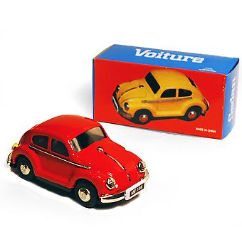 Auto - Retro Tin Volkswagen Collectable - rood