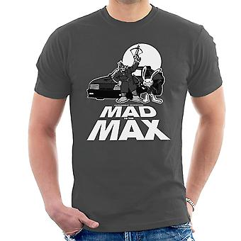 Mad To The Max Sam And Max Men's T-Shirt