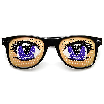 Poker Face Animal Goofy Eyes Costume Party Novelty Sunglasses