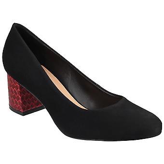 Riva Portofino Suede Slip on Court Shoe