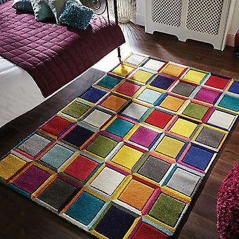 Spectrum Flair WALTZ MULTI  Rectangle Rugs Funky Rugs