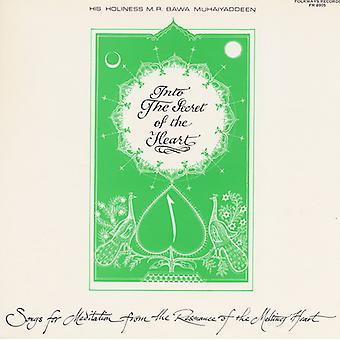 Guru Bawa Muhaiyaddeen - Into the Secret of the Heart by Guru Bawa Muhaiyad [CD] USA import