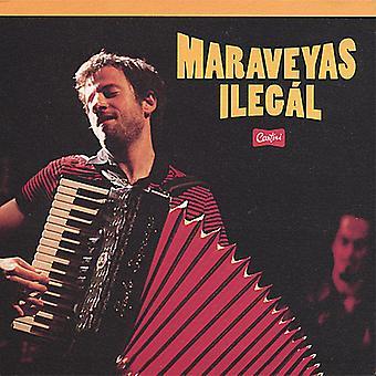 Maraveyas - Ilegal [CD] USA importeren