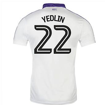 2016-17 Newcastle Third Shirt (Yedlin 22)