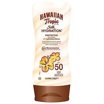 Hawaiian Tropic Silk Hydration Sun Lotion (Cosmetics , Body  , Sun protection)