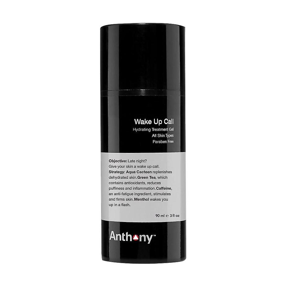 Anthony Logistics Wake Up Call Hydrating Treatment Gel 90ml