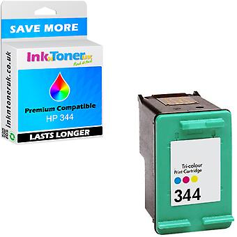 Compatible 344 Colour C9363EE Cartridge for HP Officejet K7100