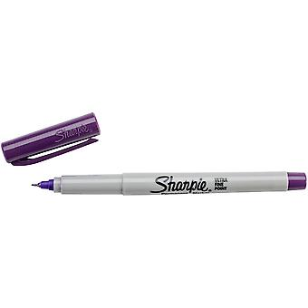 Sharpie Ultra Fine Point Permanent Marker Open Stock-Purple SUFL-37118