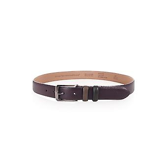 Ted Baker Mens Shrubs Coloured Keeper Belt
