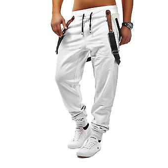 Jogging pants sports pants dance bodybuilding pants Sports Fitness fit & dance contrast