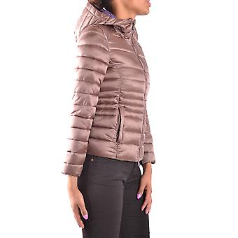 Invicta women's MCBI155053O Brown polyester Quilted Jacket