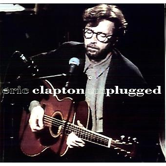 Eric Clapton - Unplugged [Vinyl] USA import
